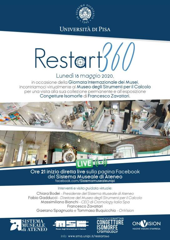 Evento Restart360