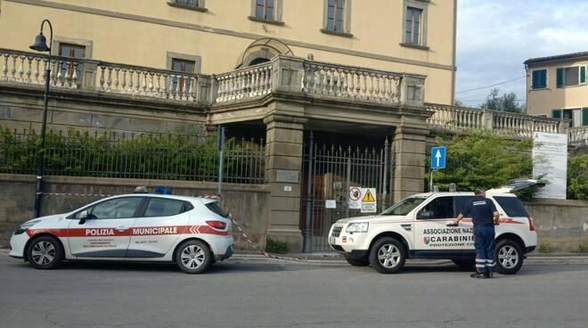 fucecchio piazza XX settembre ex scuola Landini Marchiani