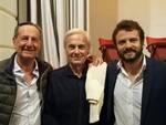 Gigi Simoni ad Altopascio Borgo a Mozzano e Porcari