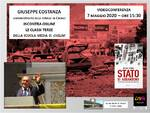Giuseppe Costanza autista Falcone strage Capaci sopravvissuto
