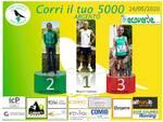 Gp Parco Alpi Apuane podio corri il 5000