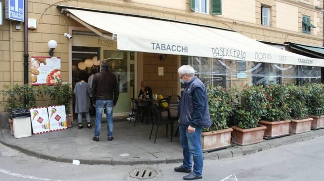 Il primo giorno dopo il lockdown a Lucca