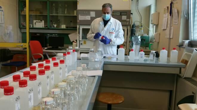 laboratorio sanità pubblica Asl Toscana nord ovest ispezione Accredia Covid 19