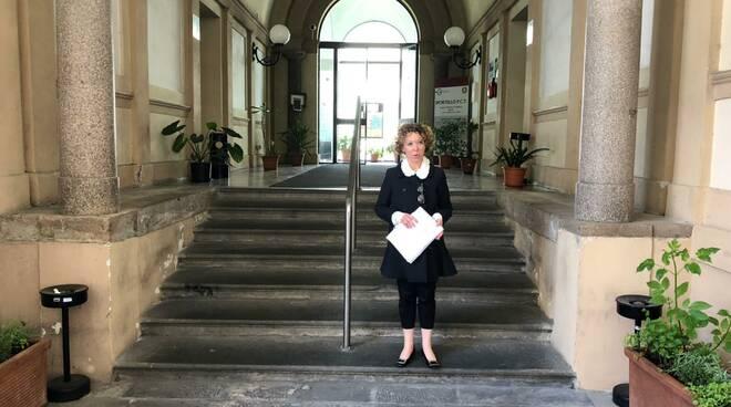 Lelia Parenti presidente Ordine degli avvocati di Lucca