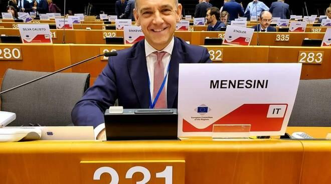 Luca Menesini Bruxelles Capannori Provincia