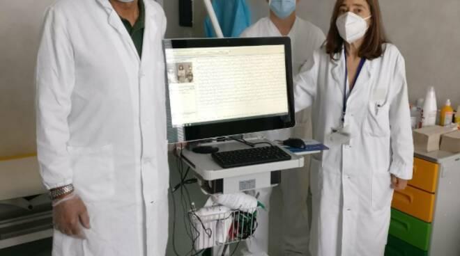 macchinario ospedale empoli