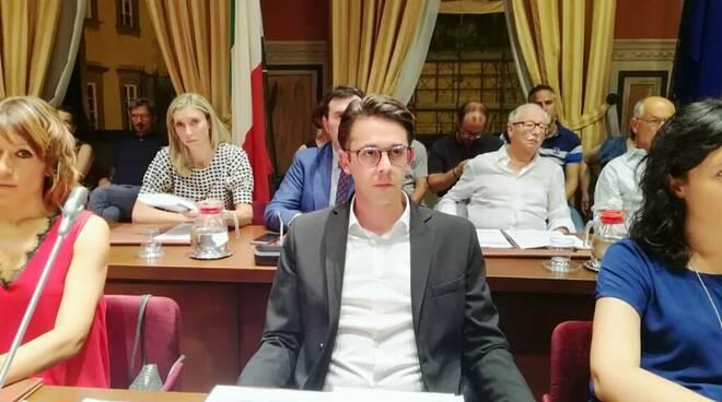 Marco Greco capogruppo Pd consiglio comunale San Miniato