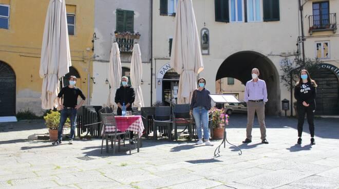 martini e pane e vino commercio esercenti centro storico fase 2