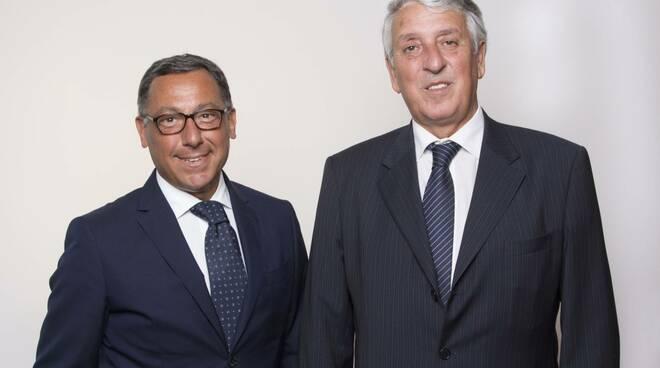 Maurizio Adami Paolo Pelliccioni Banca Versilia Lunigiana Garfagnana