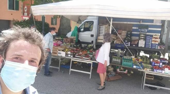 Mercato Borgo a Mozzano