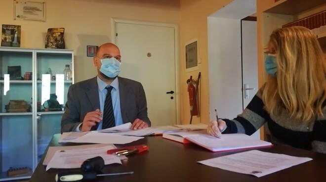 Michele Giannini consiglio comunale Fabbriche di Vergemoli