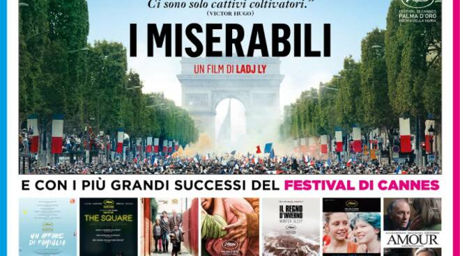 miocinema.it abbonamento streaming cinema Centrale I Miserabili