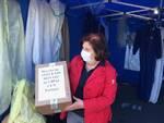 Misericordia del Barghigiano Cipaf Ccn Fornaci donazione mascherine