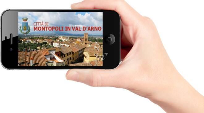 Montopoli in un palmo di mano, l'app alla scoperta di paese e frazione