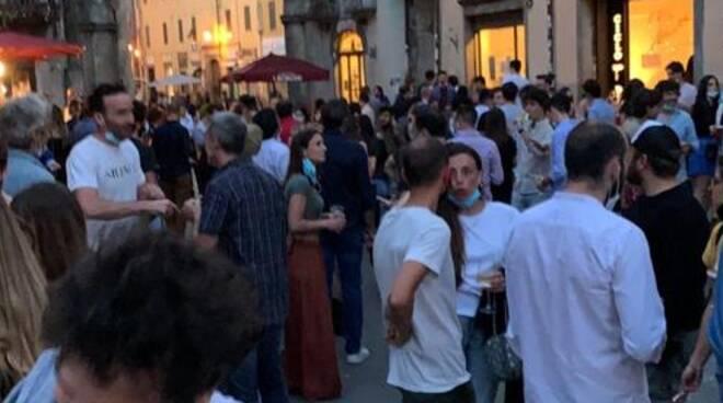 movida fase 2 portone dei borghi Lucca