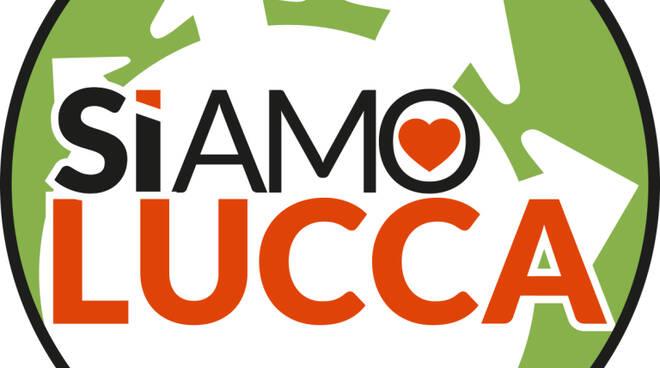 Nuovo logo SìAmo Lucca