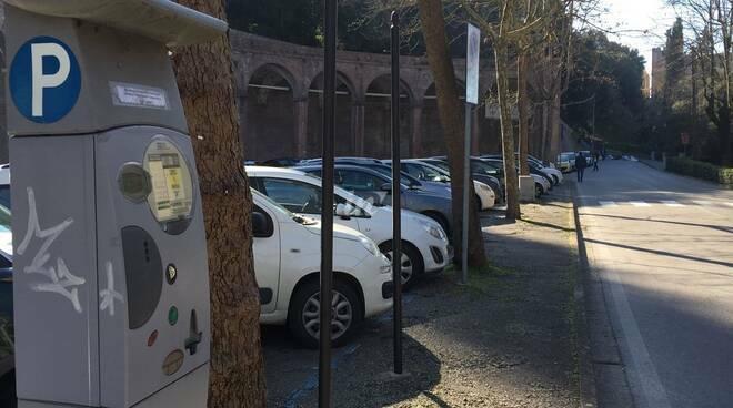 parcheggio mercatale san miniato