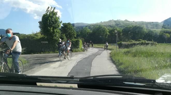 passeggiate collina 3 maggio fase 2 lockdown Lucca