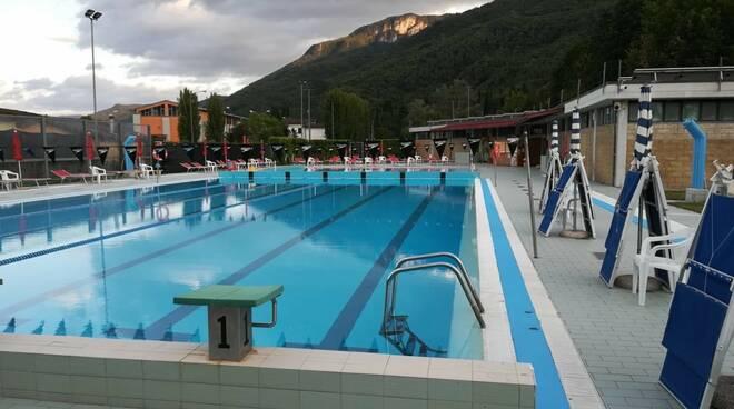 piscina gallicano
