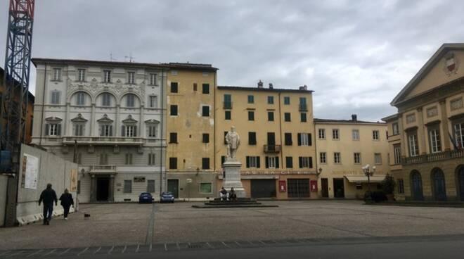 riapertura passeggiate Lucca centro storico 1 maggio 2020 emergenza coronavirus