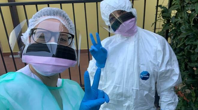 Rsa Villa San Lorenzo operatori sanitari Seravezza