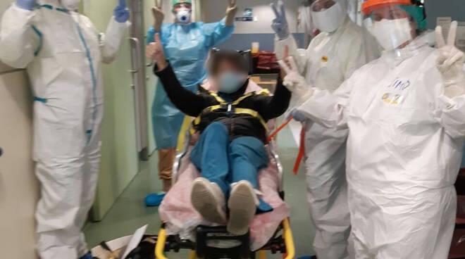 san luca pronto soccorso terapia intensiva ospedale emergenza covid