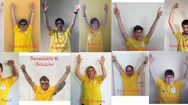 Smart Games Special Olympics Allegra Brigata