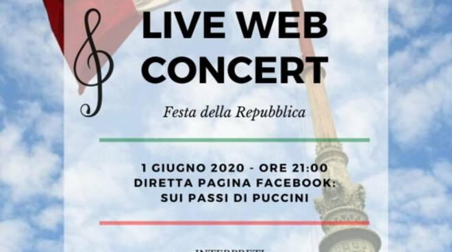 Sui passi di Puccini festa della Repubblica