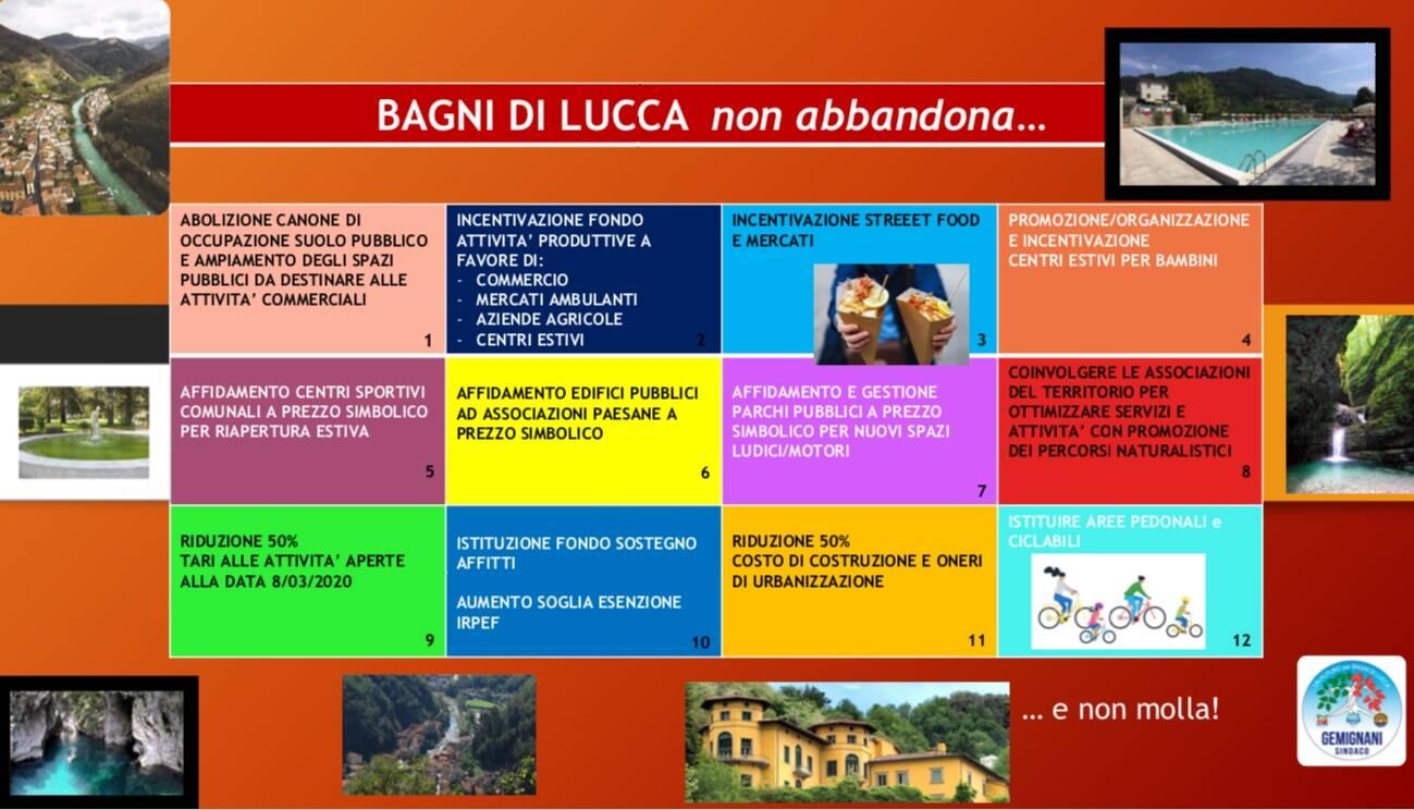 Un futuro per Bagni di Lucca