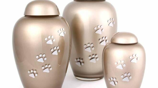 Urne cremazione animali