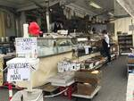 Valentina Mercanti al mercato Don Baroni
