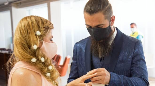 Vasile Elisabetta sposi Capannori 30 maggio 2020