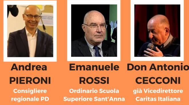 welfare coronavirus consigliere regionale Andrea Pieroni