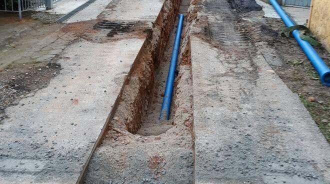 acquedotto via Pelosa a Santa Maria a Monte