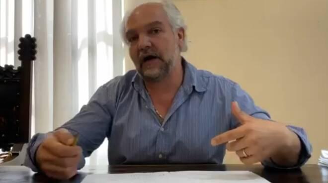Alessandro Pedreschi assessore alla cultura Comune Castelnuovo Garfagnana