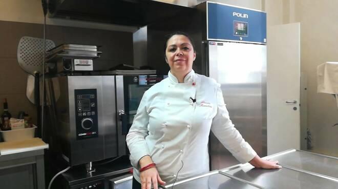 Alessia Morabito chef formazione
