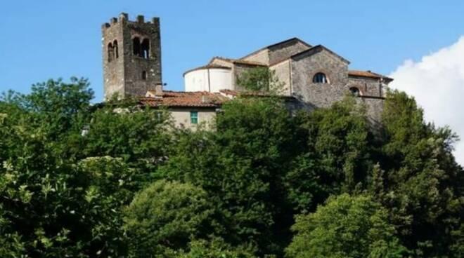 anchiano frazione Borgo a Mozzano