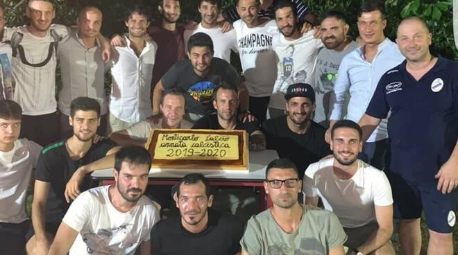 Asd Montecarlo Calcio giocatori dirigenza