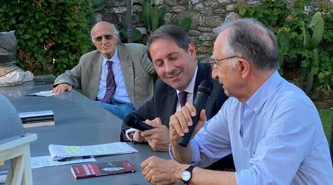 Bancarella Sport presentazioni libri Villa Cheli Lucca