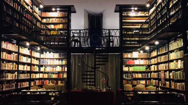 Biblioteca comunale Adolfo Betti Bagni di Lucca