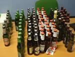 bottiglie movida pisa polizia