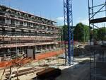 cantiere lavori Itc Carrara Lucca