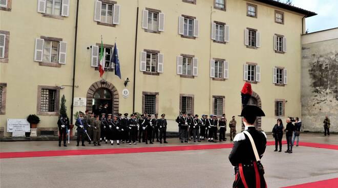 Cortile degli Svizzeri Lucca