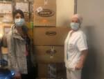 donazione mascherine Ffp2 Industrie Cartarie Tronchetti