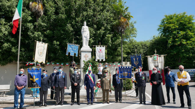 festa della Repubblica Marlia Capannori 2 giugno 2020