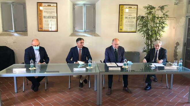 Fondazione Puccini conferenza stampa vittoria causa Casa Ricordi