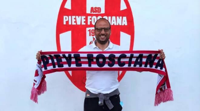Francesco Fiori allenatore Promozione Pieve Fosciana