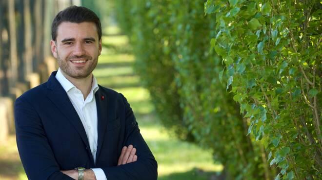 Giordano Del Chiaro assessore Capannori