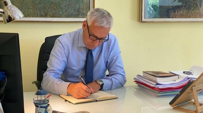 Giorgio Del Ghingaro firma