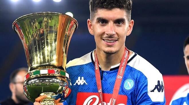 Giovanni Di Lorenzo Coppa Italia